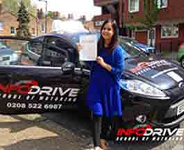 Driving Lessons Bethnal Green